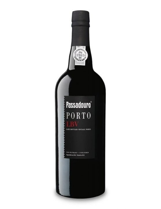 A Bottle of Quinta do Passadouro LBV