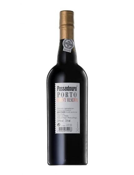 A Bottle of Quinta do Passadouro Tawny Reserve