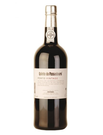 A Bottle of Quinta do Passadouro Vintage 2014