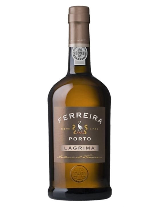 A Bottle of Ferreira Lágrima Port Wine