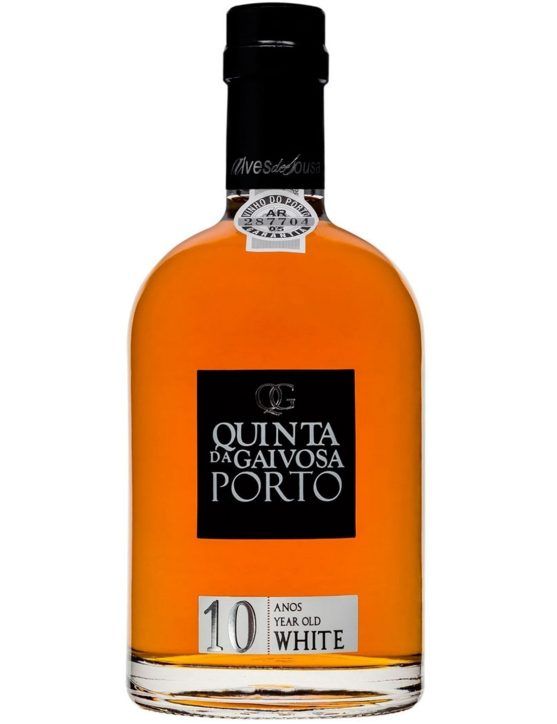 A Bottle of Quinta da Gaivosa 10 Years White