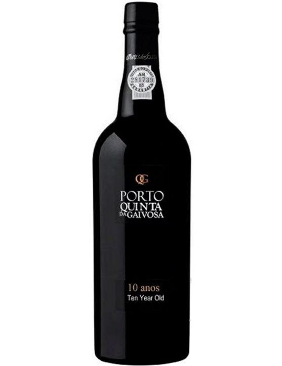 Une bouteille de Quinta da Gaivosa 10 Ans Tawny