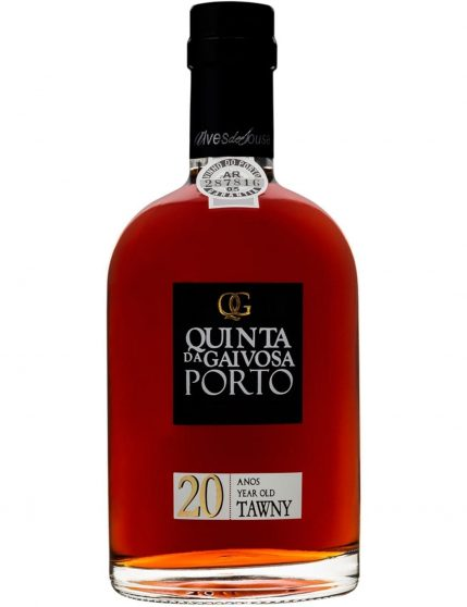A Bottle of Quinta da Gaivosa Tawny 20 Years Port