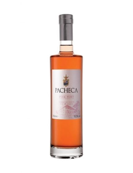 A Bottle of Quinta da Pacheca Pink Port