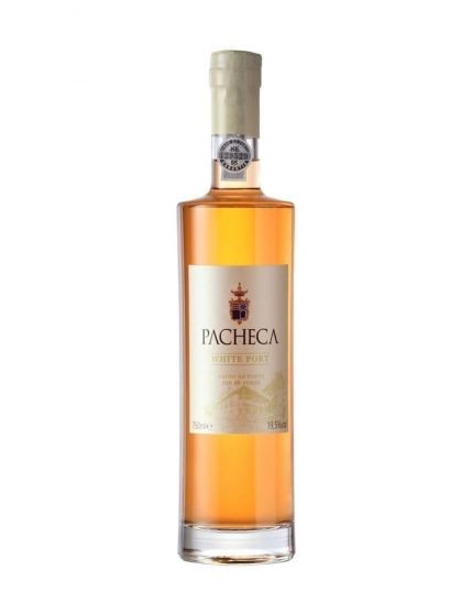 A Bottle of Quinta da Pacheca White Port