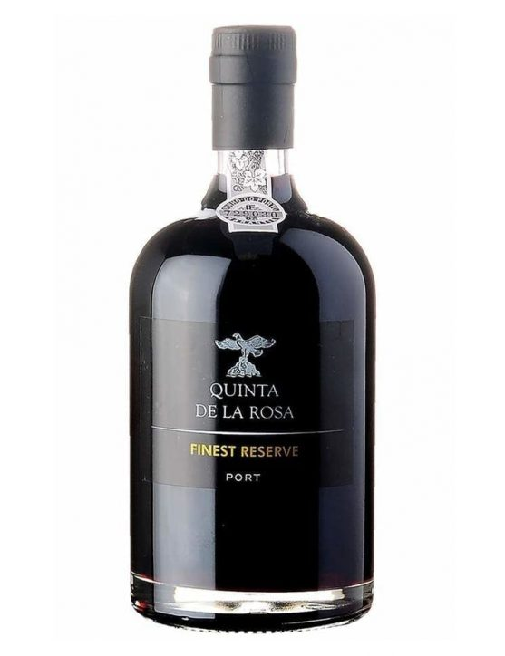 A Bottle of Quinta de la Rosa Finest Reserve 50cl