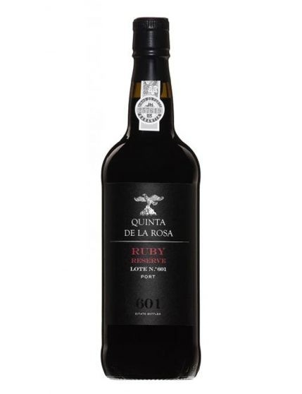 A Bottle of Quinta de la Rosa Rich Ruby Style Lote 601