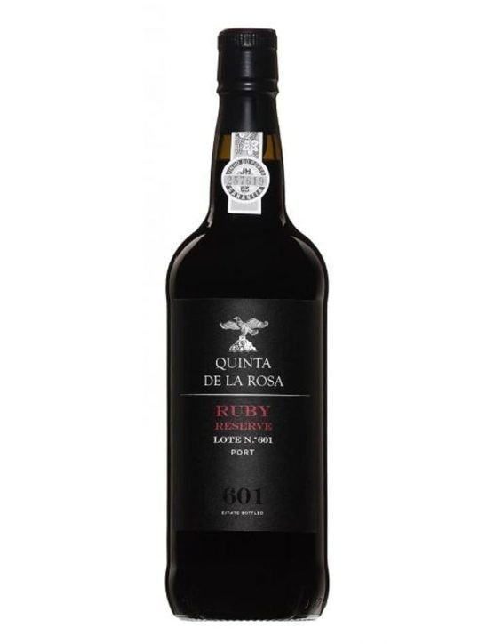 A Bottle of Quinta de la Rosa Rich Ruby Style Lote 601