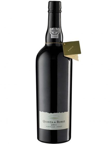 A Bottle of Quinta de Roriz Vintage 2011 Port Wine