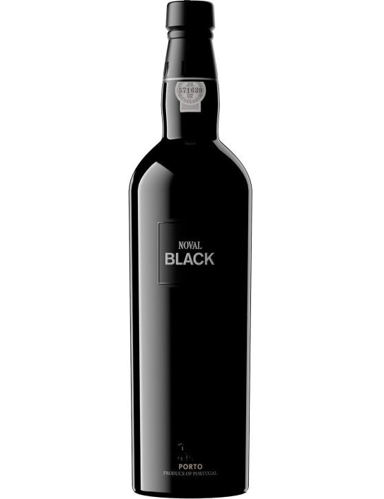 A Bottle of Quinta do Noval Black