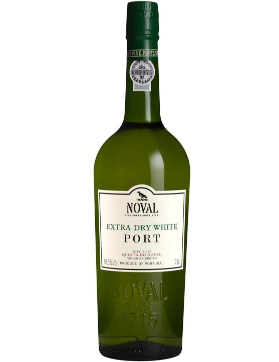 A Bottle of Quinta do Noval Extra Dry White