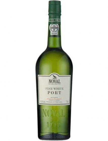 Une bouteille de Quinta do Noval Fine Blanc
