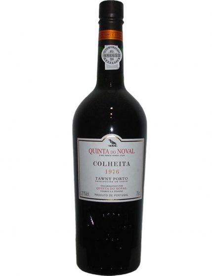 A Bottle of Quinta do Noval Harvest 1976