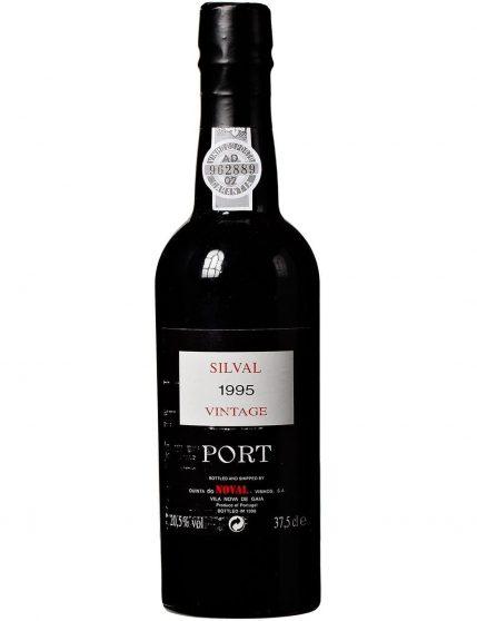 A Bottle of Quinta do Noval Silval Vintage 1995