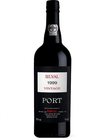A Bottle of Quinta do Noval Silval Vintage 1999