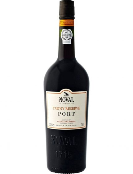A Bottle of Quinta do Noval Tawny Reserve Port Wine