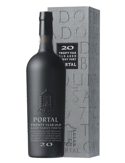 A Bottle of Portal Tawny 20 Years Old Tawny Port