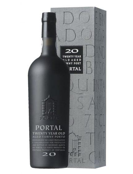 Une bouteille de Portal 20 Ans Tawny Porto
