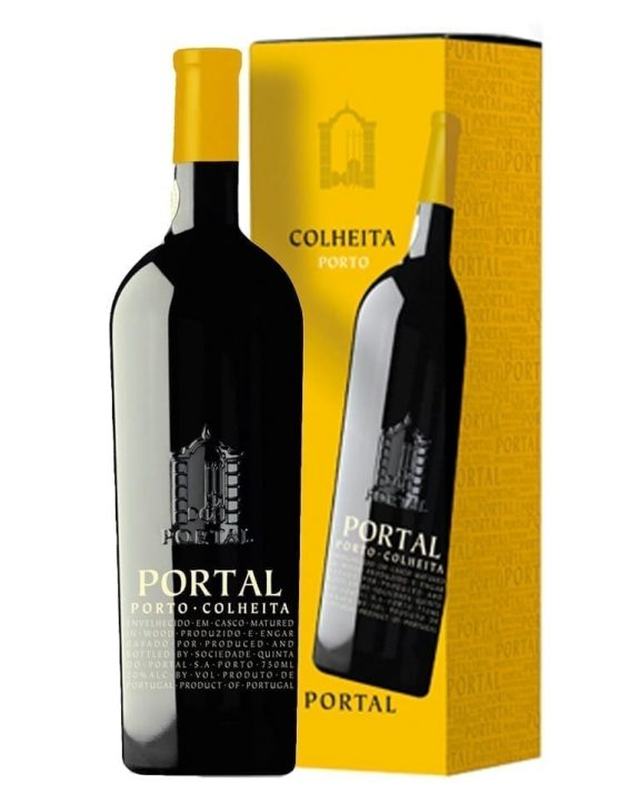 A Bottle of Portal Harvest
