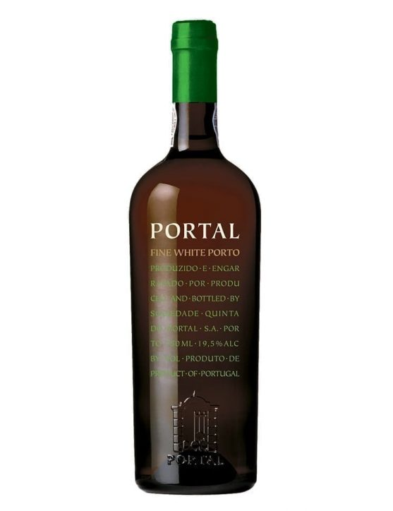 A Bottle of Portal Fine White