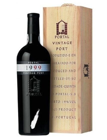 A Bottle of Portal Vintage 1999