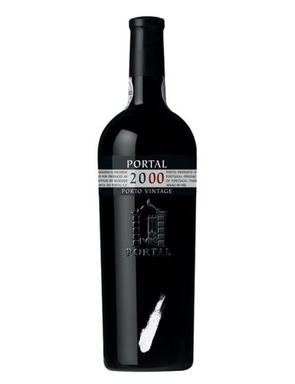 A Bottle of Portal Vintage 2000 Magnum Port