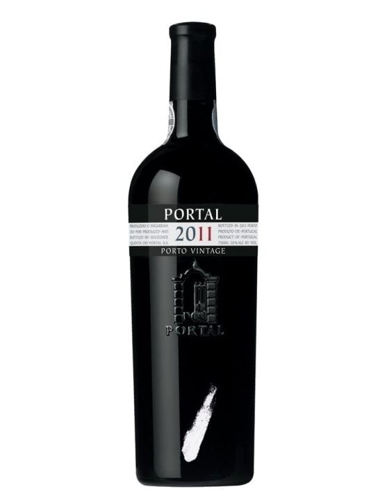 A Bottle of Portal Vintage 2011 Magnum Port