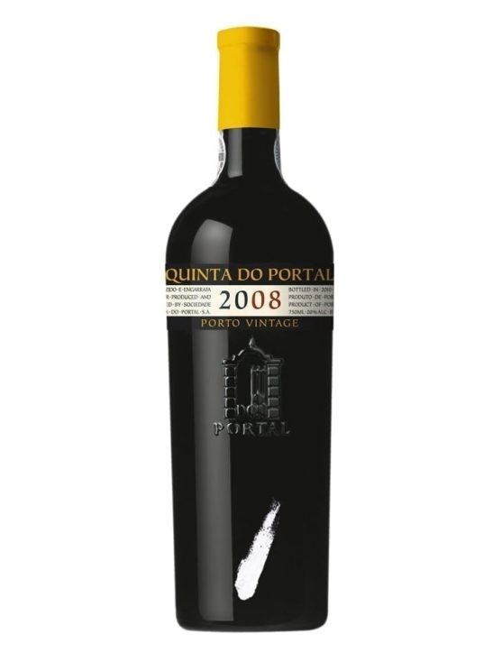 A Bottle of Portal Single State Vintage 2008