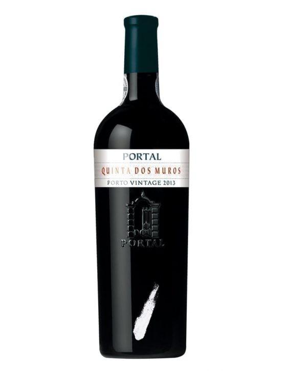 A Bottle of Portal Quinta dos Muros Vintage 2013 Magnum