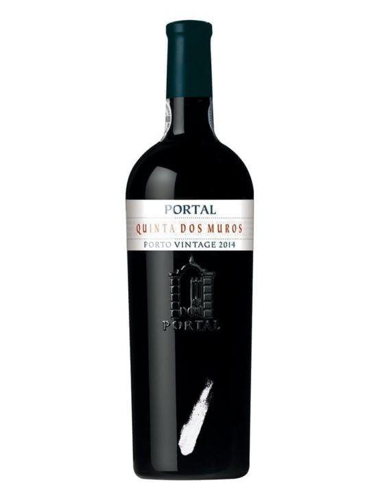 A Bottle of Portal Quinta dos Muros Vintage 2014 Magnum