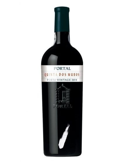 A Bottle of Portal Quinta dos Muros Single State Vintage 2014