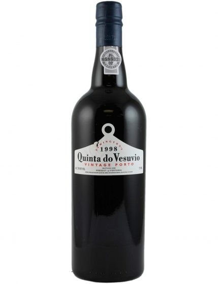 A Bottle of Quinta do Vesúvio Vintage 1998 (6x75cl)