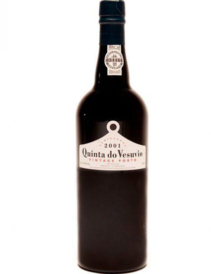 A Bottle of Quinta do Vesúvio Vintage 2001 (6x75cl)