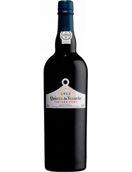 A Bottle of Quinta do Vesúvio Vintage 2012