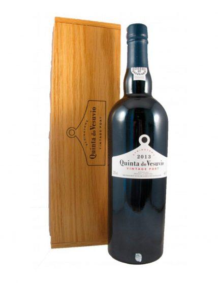 A Bottle of Quinta do Vesúvio Vintage Magnum 2013