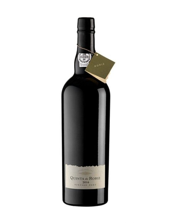 A Bottle of Quinta de Roriz Vintage 2016 Port Wine