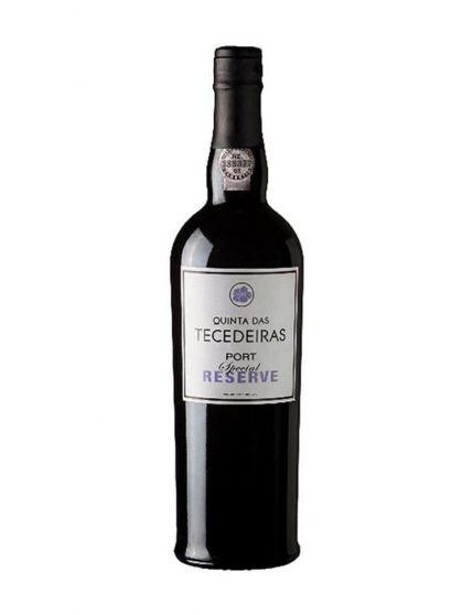 A Bottle of Quinta das Tecedeiras Spécial Reserve