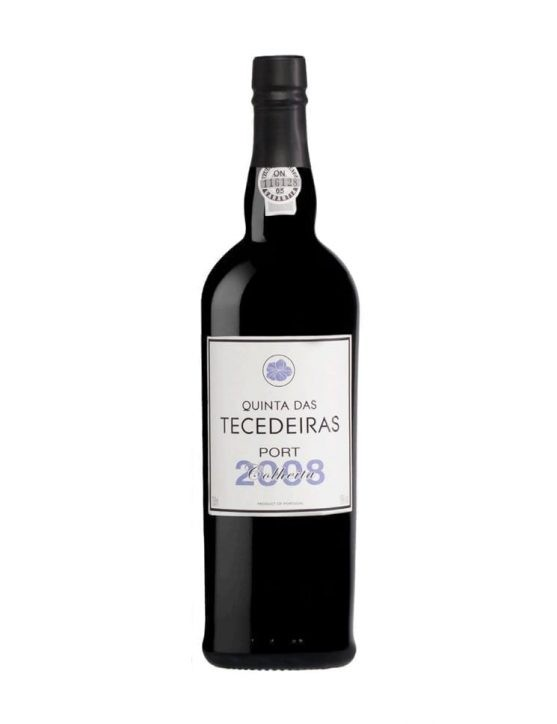 A Bottle of Quinta das Tecedeiras Harvest 2008