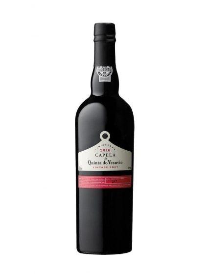 A Bottle of Quinta do Vesuvio Capela Vintage 2016