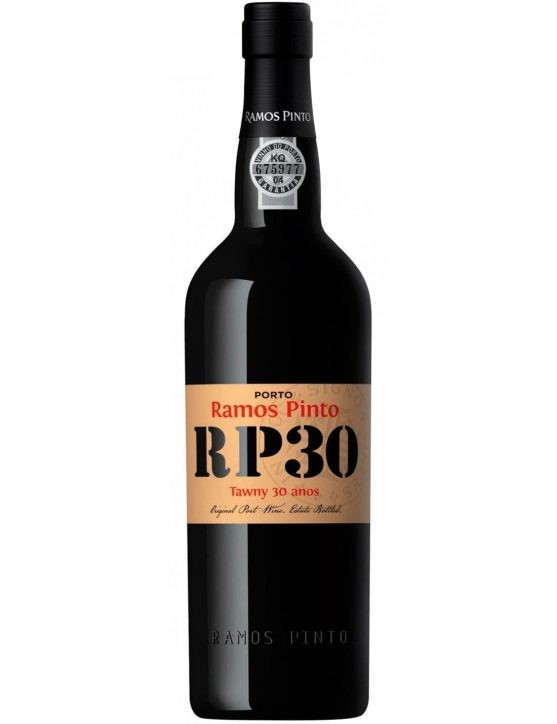 A Bottle of Ramos Pinto 30 Years Port