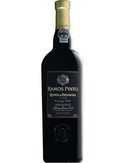 A Bottle of Ramos Pinto Quinta da Ervamoira Vintage 2007
