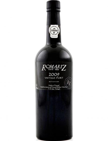 A Bottle of Romariz Vintage 2009 37.5cl Port