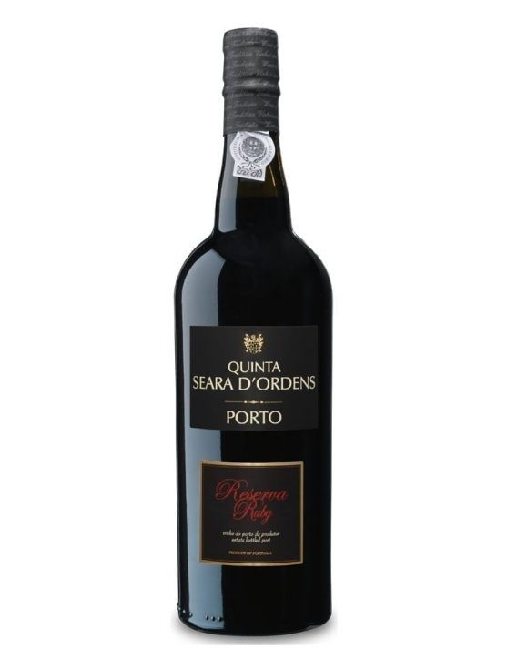A Bottle of Seara d'Ordens Ruby Reserve