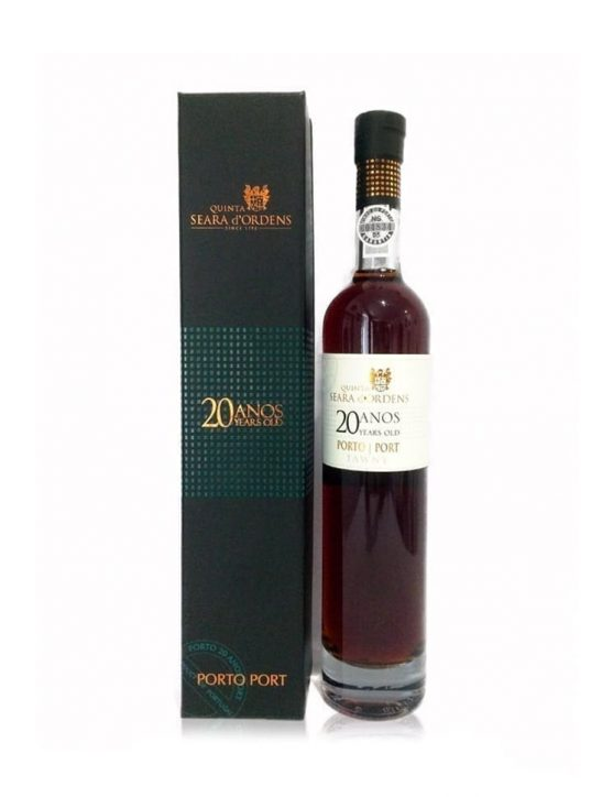 A Bottle of Seara d'Ordens 20 Years Tawny 50cl