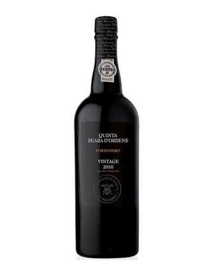 A Bottle of Seara d'Ordens Vintage 2010