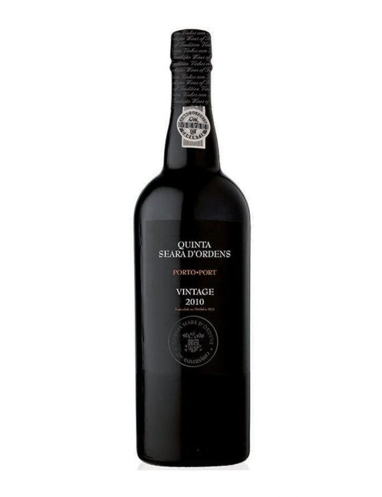 A Bottle of Seara d'Ordens Vintage 2010
