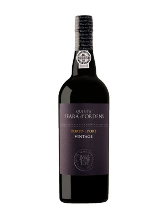 A Bottle of Seara d'Ordens Vintage 2013