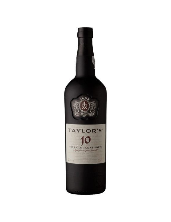 A Bottle of Taylor's Tawny 10 Years 37.5cl Port