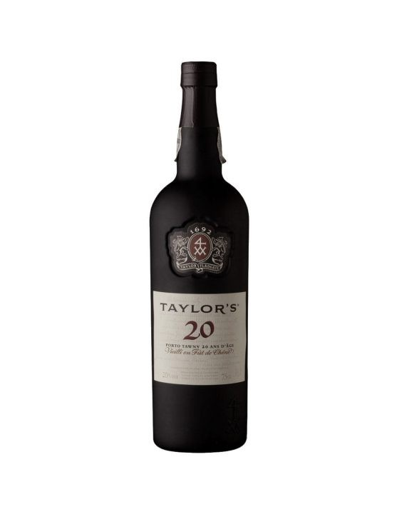 A Bottle of Taylor's Tawny 20 Years 37.5cl Port