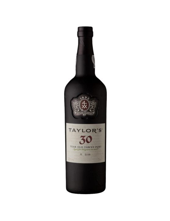 A Bottle of Taylor's Porto 30 Years 37.5CL